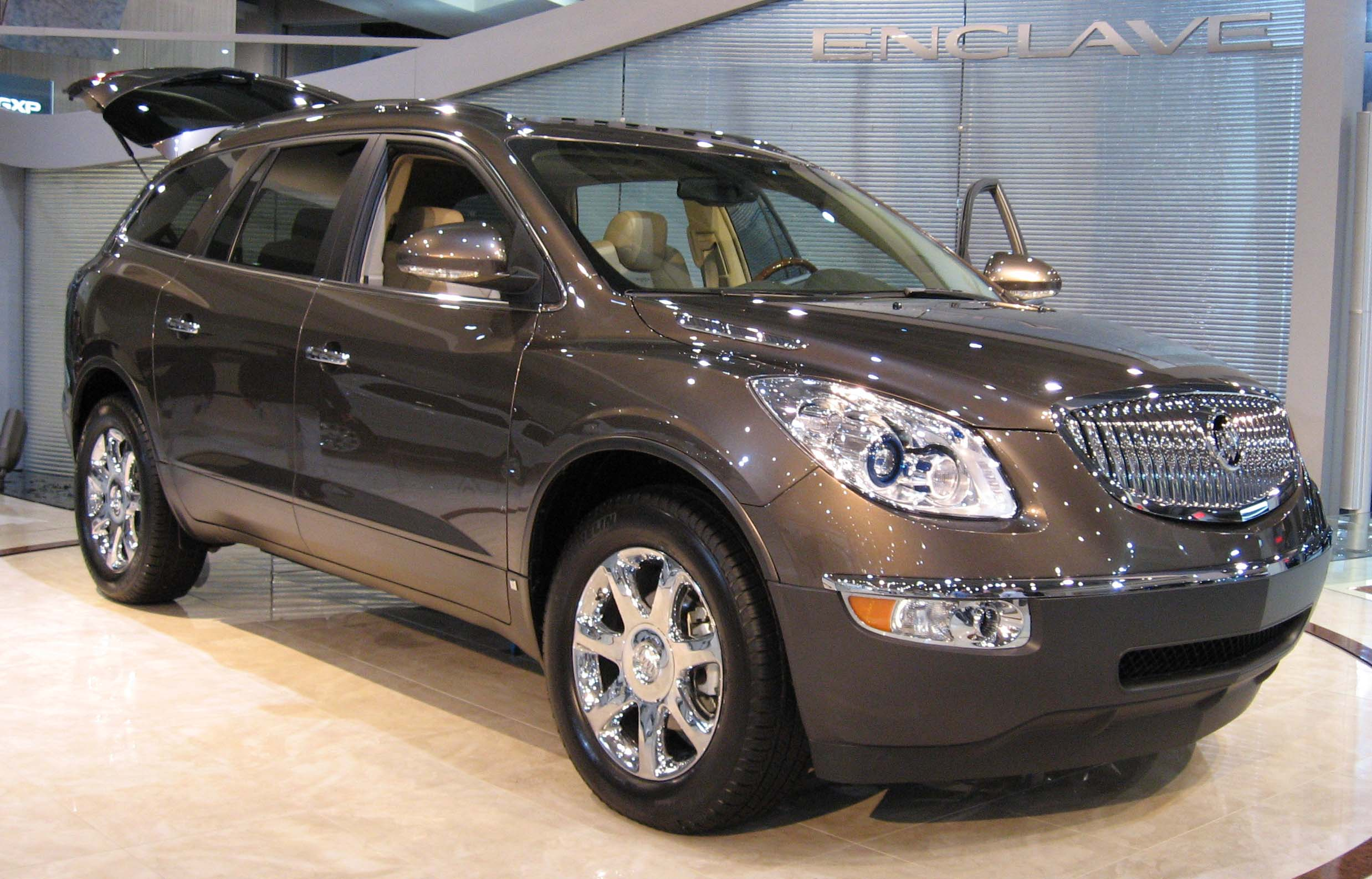 Best 7-Passenger SUVs For 2012