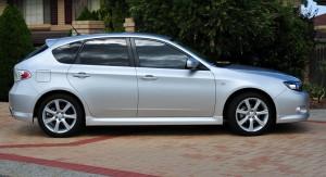 2007_Subaru_Impreza_Profile