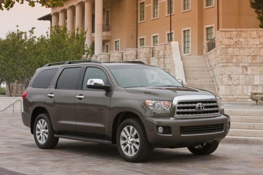 Best 8-Passenger SUVs for 2012