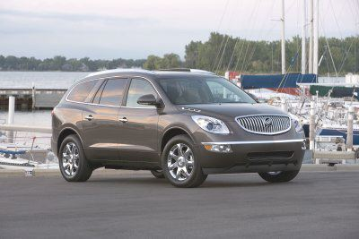 Best 2012 SUVs with 3rd-Row Seating