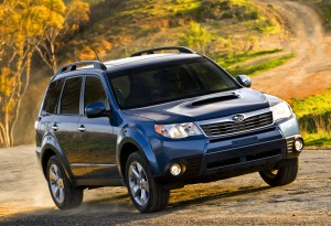 subaru Forester 2.5XT 2010 300x205 picture