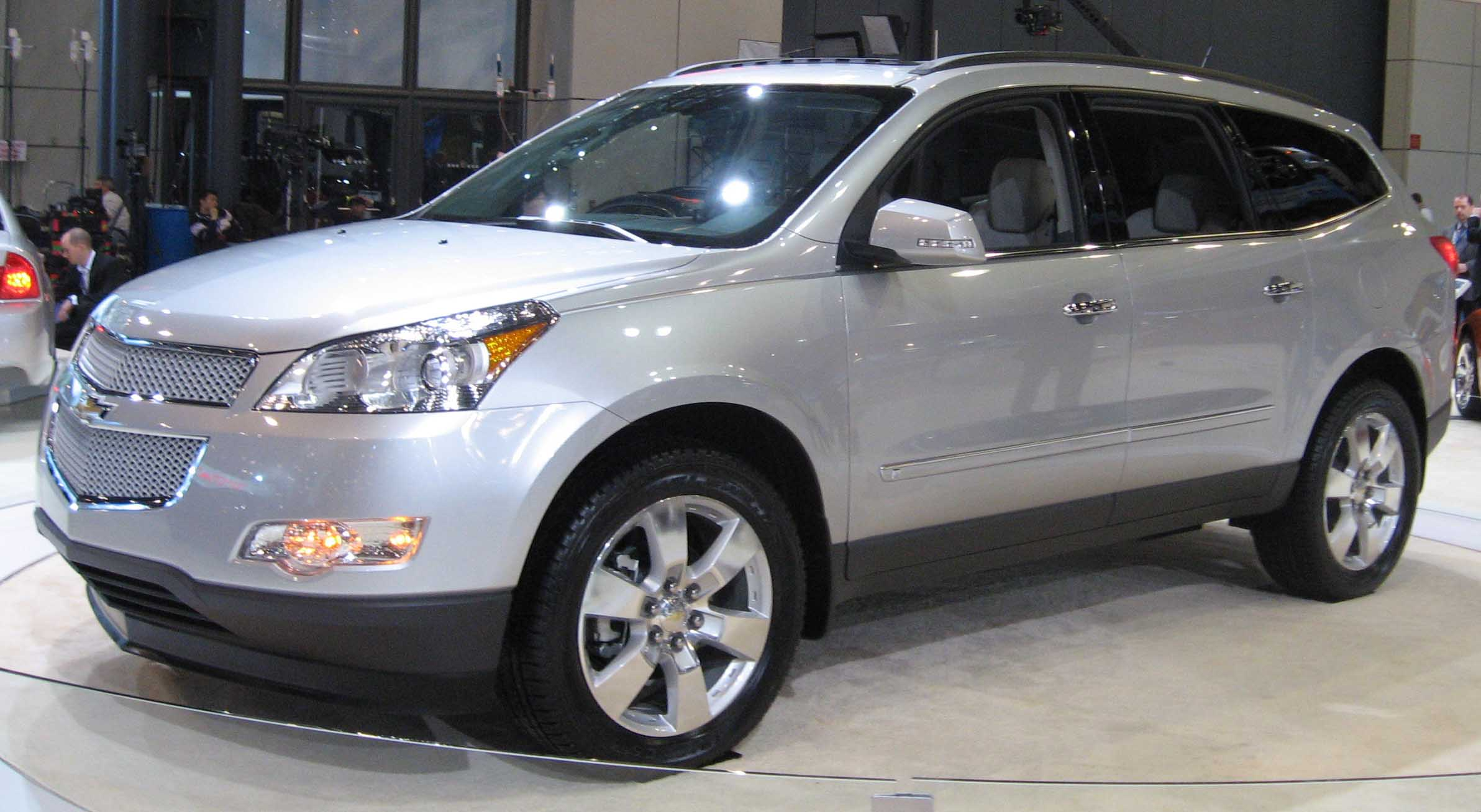 Chevrolet Traverse 2009 300x164 picture