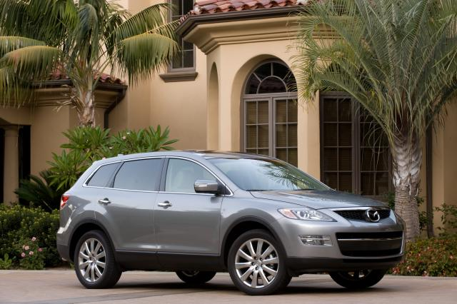 For 2010 Cx 9 Gets A Slight Exterior Refresh And Reviewers Love The Styling Agile Performance Loads Of Standard Safety Features