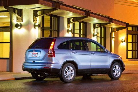 Honda Crv Cargo Space >> Best 4-Cylinder SUVs