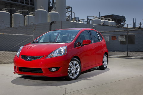 2008 Honda Fit At The Top Of List From Both Sources Is Leads Field As Highest Ranked Subcompact Car In J D