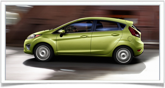 2010-2011 Ford Fiesta MSRP: