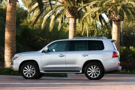 Lexus 3Rd Row >> Best Luxury Suvs With 3rd Row Seating