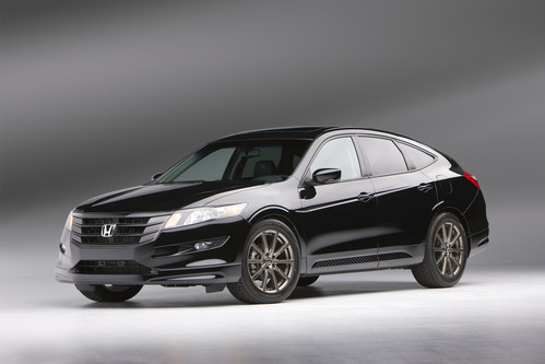 The Crosstour Is Only Available