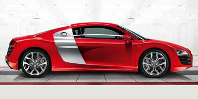 2. 2012 Audi R8 New Model MSRP: $114,200