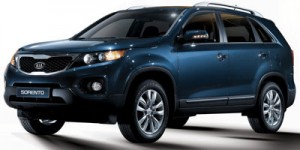 Best 2013 3 Row SUVs with Good Gas Mileage