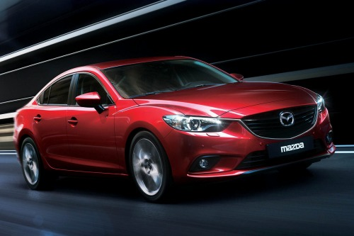 2014 Mazda Mazda6 U2013 This Is Not A Misprint. The Fully Redesigned 2014 Mazda  Mazda6 Five Passenger Midsize Sedan Is Available To Lease For 39 Months At  $269 ...