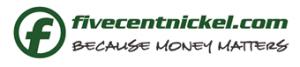 Five Cent Nickle Logo