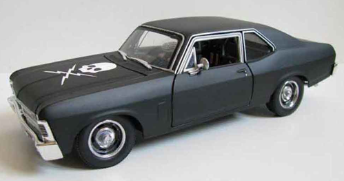 "Nova from ""Deathproof""  Photo Courtesy AllDieCast.us"