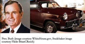 Cash Cars In Houston >> First Cars of 13 U.S. Presidents and Politicians