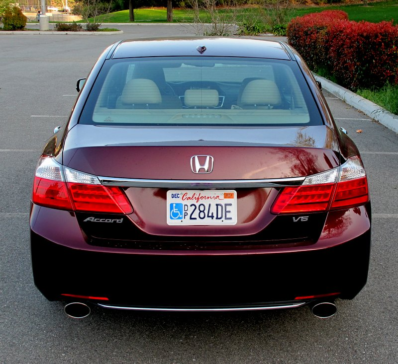 Honda Accord 2015 Pictures: 2014 Honda Accord