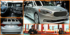 Various images of K900 unveiling