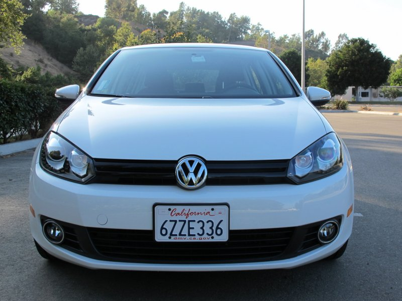 2014 Golf has a happy face