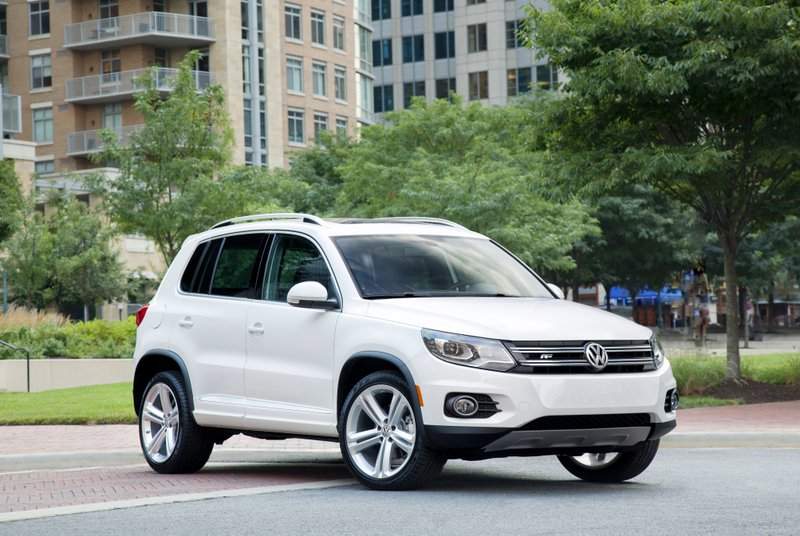 The Top Ten Compact Family Suvs Starting Under