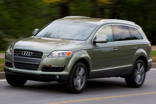 best 10 used suvs with third row seating. Black Bedroom Furniture Sets. Home Design Ideas