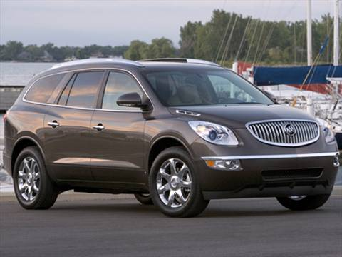 Best 3rd Row Suv Used >> Best 10 Used Suvs With Third Row Seating