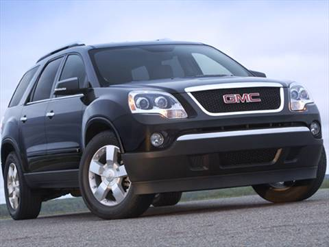 Five Star Gmc >> Best 10 Used SUVs With Third Row Seating