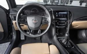 2013-Cadillac-ATS-Turbo-interior