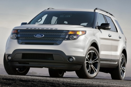 Top Row Suvs Under