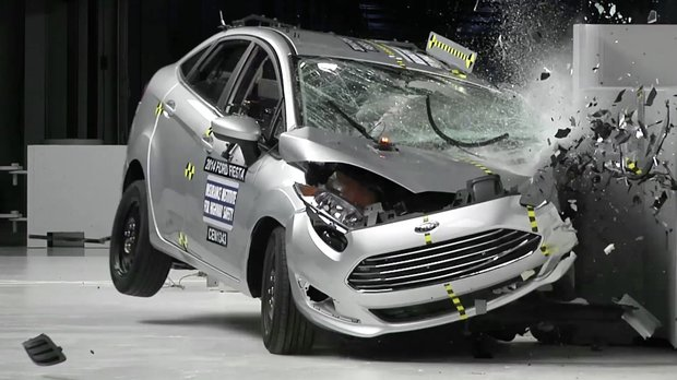 How Does Mitsubishi Crash Test Their Cars