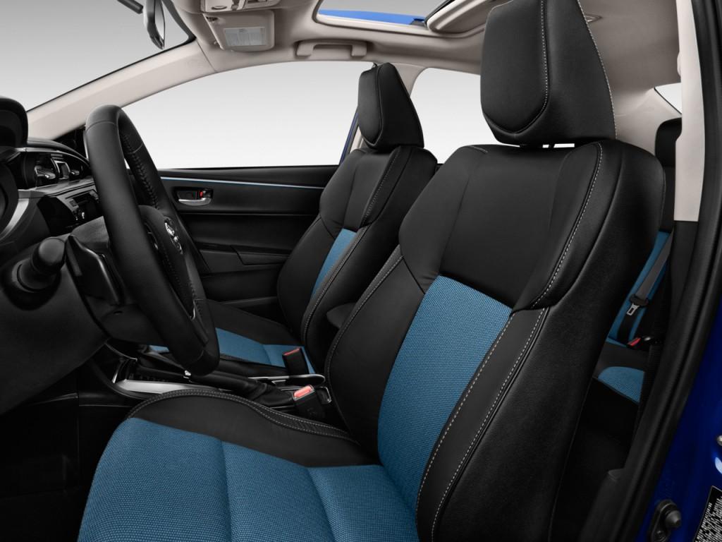 2014-Toyota-Corolla-CVT-S-Front-Seats-Interior
