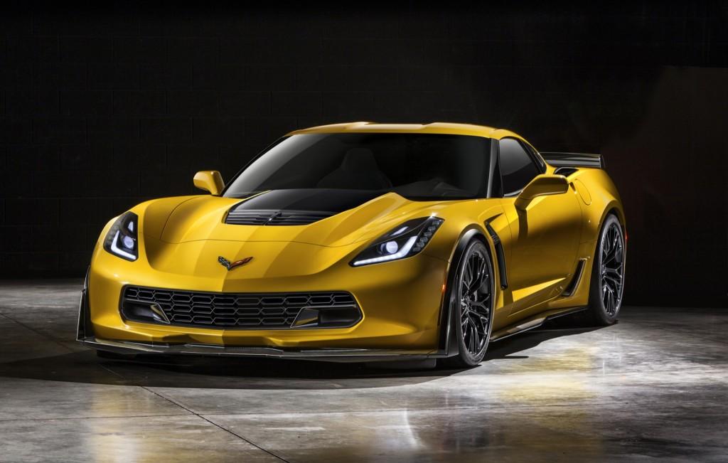 2015 Chevrolet Corvette Z06 Supercar  Supercharged 625-HP Engine 292144b538c8e