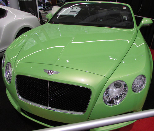 ISeeCars At The New England Auto Show