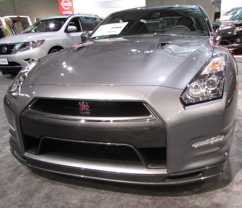 2014 Nissan GT-R Track
