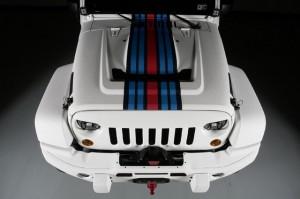 Jeep Martini Hood