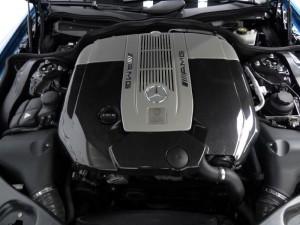 Mercedes-Benz SL-Class SL65 AMG Roadster Engine