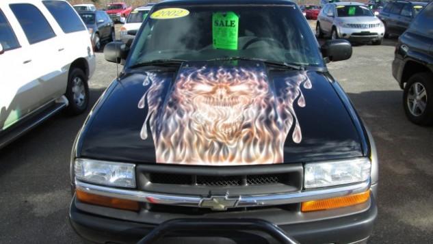Skull Truck 3