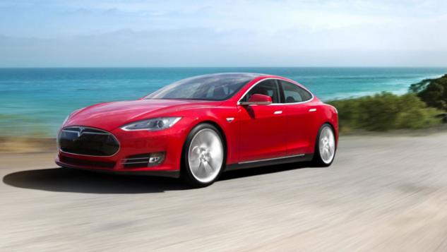 Courtesy Tesla Media Images