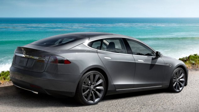 Courtesy Tesla Media