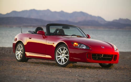 Top 10 Used Sports Cars Under $15,000