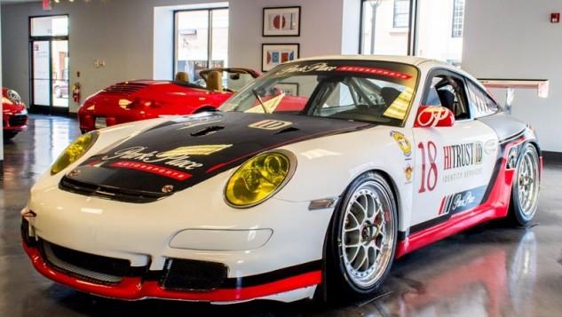 2005 Porsche 911 GT3 Supercup