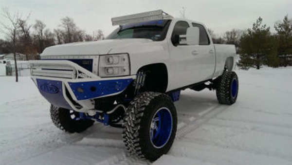 Car Vin Lookup >> Lifted Chevy Silverado, $69K: Would You Drive this Truck?