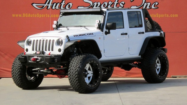 10th Anniversary Edition Jeep Wrangler Rubicon: Would You Drive This Jeep?