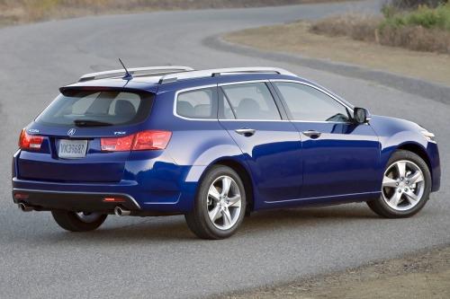 2013 Acura TSX Wagon