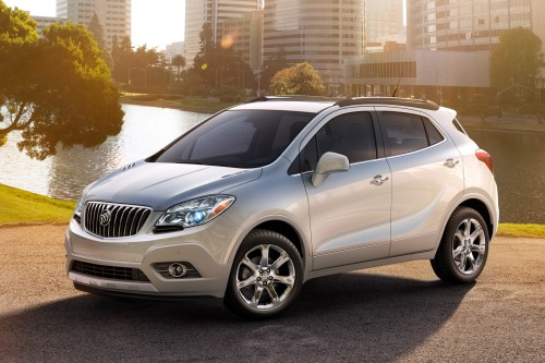 2017 Buick Encore An Upscale Yet Affordable Small Crossover Suv