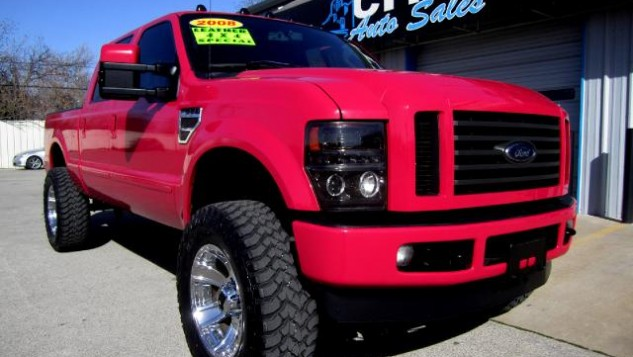 Pink Ford F2501
