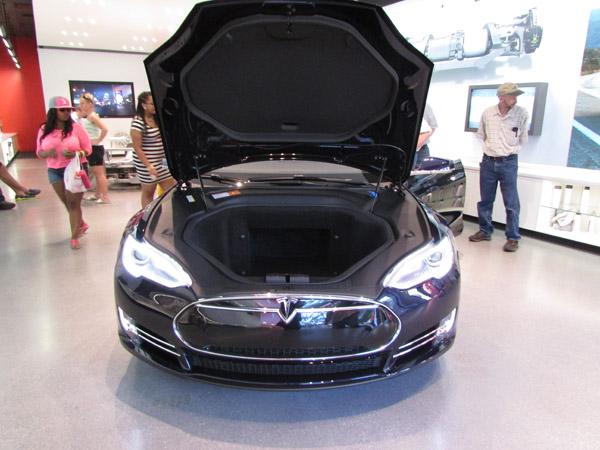 TeslaModelS Miami