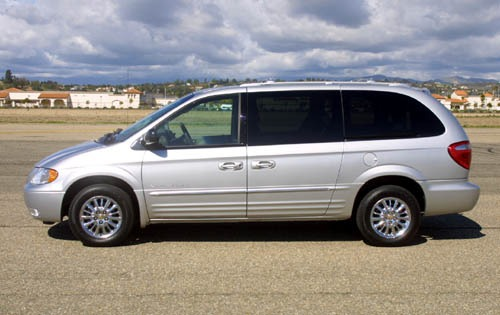 2004 Chrysler Town Country