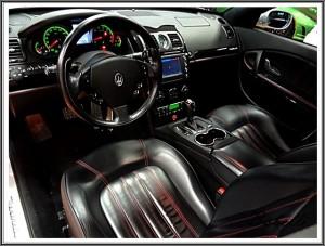 2008 Maserati Quattroporte Sport GT S3