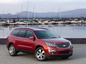 Best 3rd Row Suv Used >> 7 Best Used Midsize Suvs With Third Row Seating