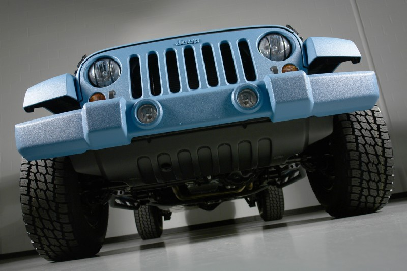 2013 Jeep Wrangler Unlimited 2
