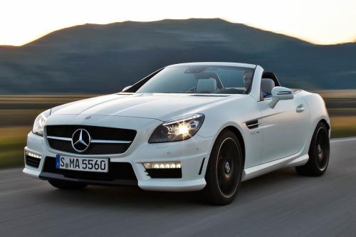 2011 2013 Mercedes Benz SLK ...